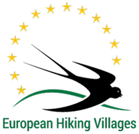 European Hiking Village Logo
